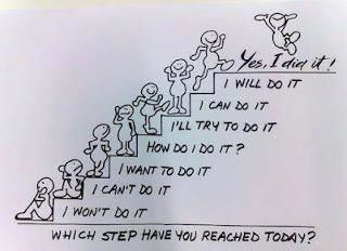 Did you reach the top today?